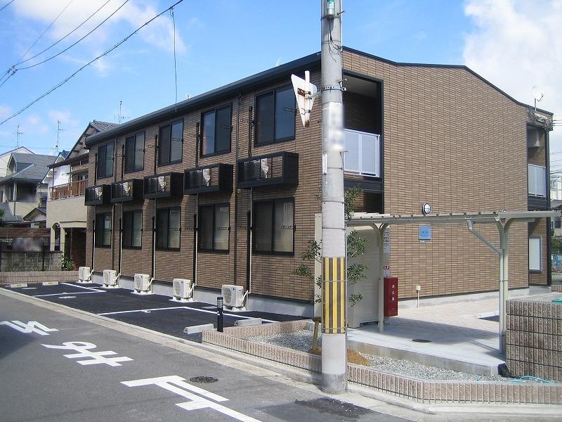 新着賃貸12:大阪府堺市堺区旭ヶ丘北町2丁の新着賃貸物件
