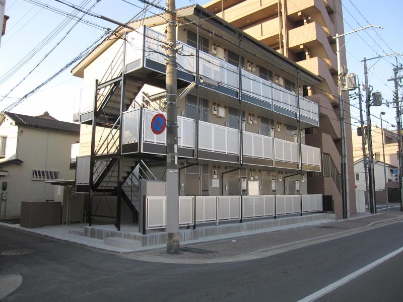 新着賃貸8:京都府京都市南区東九条明田町の新着賃貸物件