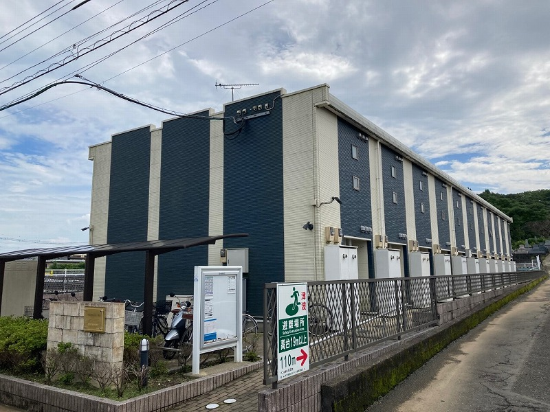 新着賃貸1:宮崎県宮崎市大字熊野の新着賃貸物件