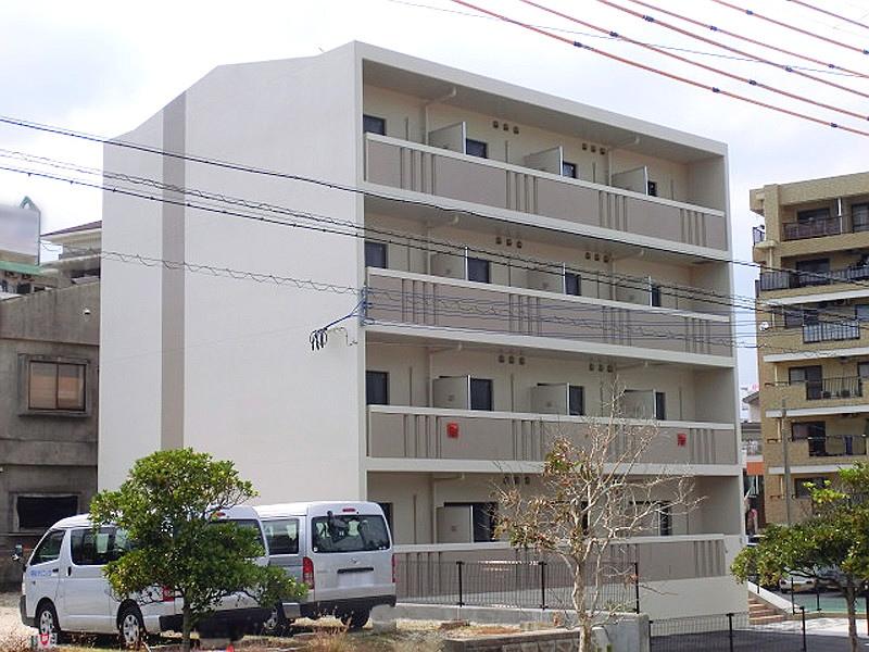 新着賃貸12:沖縄県那覇市田原3丁目の新着賃貸物件