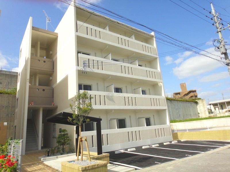 新着賃貸15:沖縄県那覇市松島1丁目の新着賃貸物件