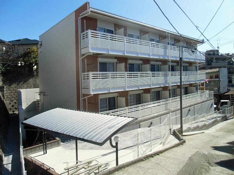 新着賃貸11:神奈川県横浜市南区永田北3丁目の新着賃貸物件