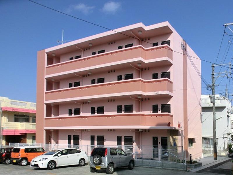 新着賃貸12:沖縄県那覇市楚辺1丁目の新着賃貸物件