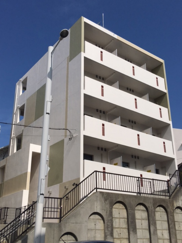 新着賃貸6:沖縄県那覇市松尾2丁目の新着賃貸物件