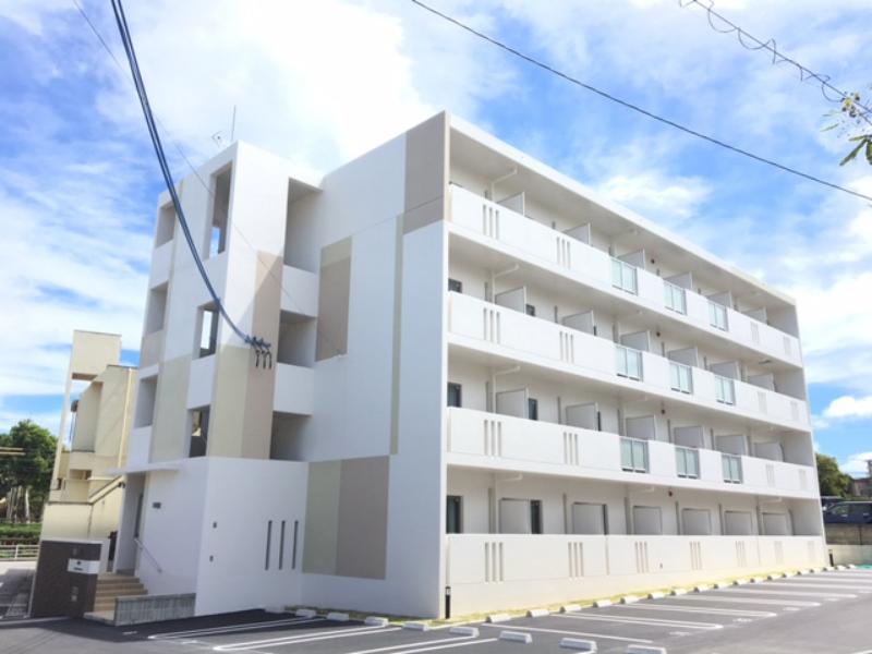 新着賃貸14:沖縄県那覇市古波蔵1丁目の新着賃貸物件