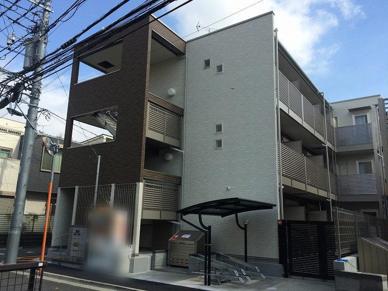 クレイノ葵芳 1号館