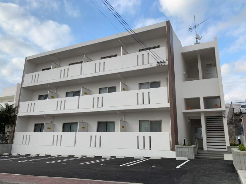 新着賃貸16:沖縄県那覇市金城1丁目の新着賃貸物件
