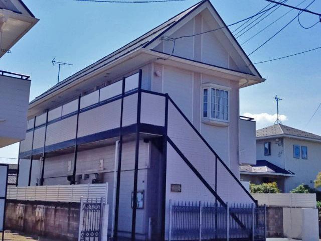 レオパレス東新潟第2