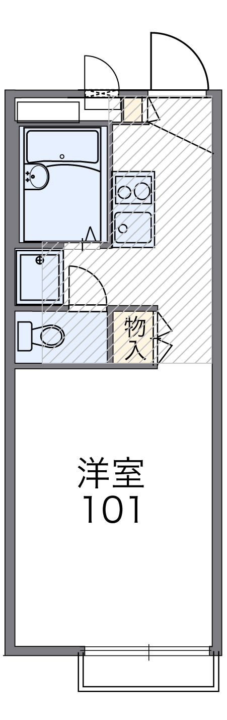 108号室