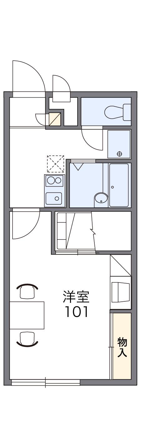 105号室