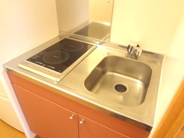 画像10:キッチン